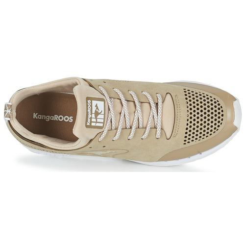 Kangaroos COIL 2.0 MONO Beige  Schuhe Sneaker Low  79,99