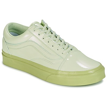 Schuhe Damen Sneaker Low Vans UA OLD SKOOL Grün