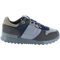Schuhe Kinder Derby-Schuhe & Richelieu Bass3d 42054 Gris