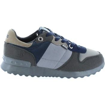 Schuhe Kinder Halbschuhe Bass3d 42054 Gris