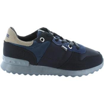 Schuhe Kinder Derby-Schuhe & Richelieu Bass3d 42054 Negro