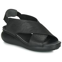 Schuhe Damen Sandalen / Sandaletten Camper BALLOON Schwarz