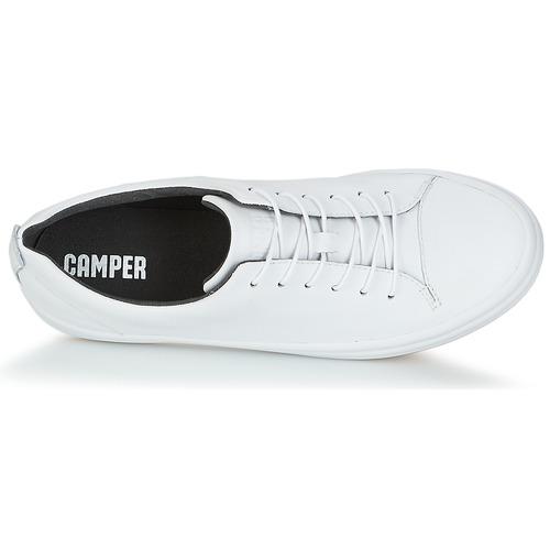 Camper HOOP Weiss Low  Schuhe Sneaker Low Weiss Damen 110 a2b50c