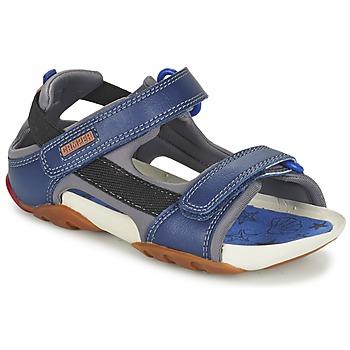 Schuhe Jungen Sandalen / Sandaletten Camper OUS Marine
