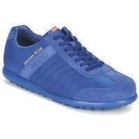 Schuhe Herren Sneaker Low Camper PELOTAS XL Blau