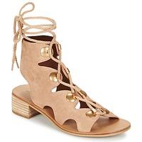 Schuhe Damen Sandalen / Sandaletten See by Chloé SB28231 Beige