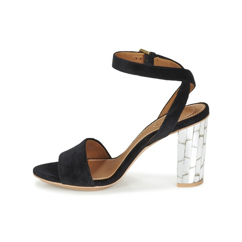 See by Chloé SB28001 Schwarz Schuhe Sandalen / Sandaletten Damen 199,50