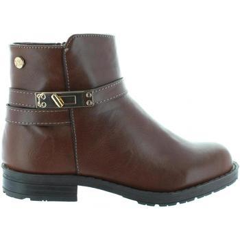 Schuhe Mädchen Low Boots Xti 53835 Marr?n