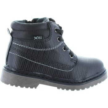 Schuhe Mädchen Low Boots Xti 53914 Negro