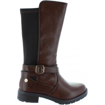 Schuhe Mädchen Klassische Stiefel Xti 53967 Marrón