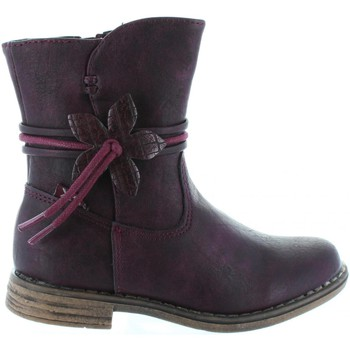 Schuhe Mädchen Klassische Stiefel Xti 54055 Morado