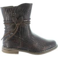 Schuhe Mädchen Klassische Stiefel Xti 54055 Marr?n