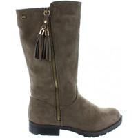 Schuhe Mädchen Klassische Stiefel Xti 53805 Marr?n