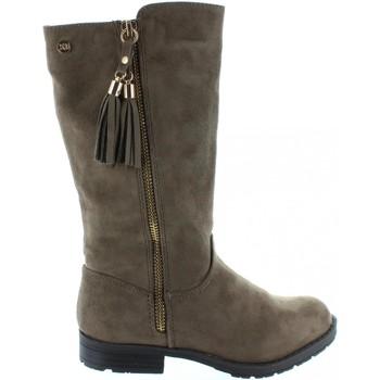 Schuhe Mädchen Klassische Stiefel Xti 53805 Beige