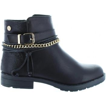 Schuhe Mädchen Low Boots Xti 53827 Negro