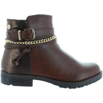 Schuhe Mädchen Low Boots Xti 53827 Marr?n
