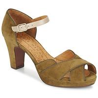 Schuhe Damen Sandalen / Sandaletten Chie Mihara ISY Kaki