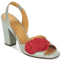 Schuhe Damen Sandalen / Sandaletten Chie Mihara ANAMI Grau / Rot