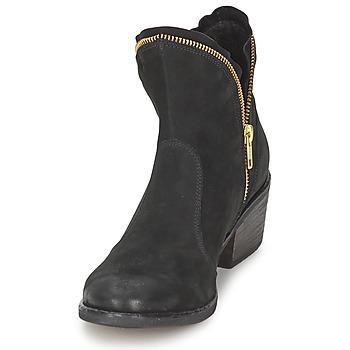 Casual Attitude LALE Schwarz - Kostenloser Versand |  - Schuhe Boots Damen 5399