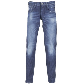 Kleidung Herren Slim Fit Jeans Replay AMBASS Blau