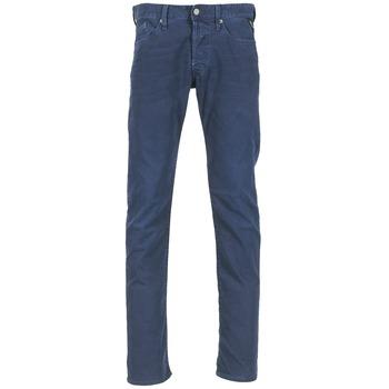 Kleidung Herren Straight Leg Jeans Replay WAITOM Marine