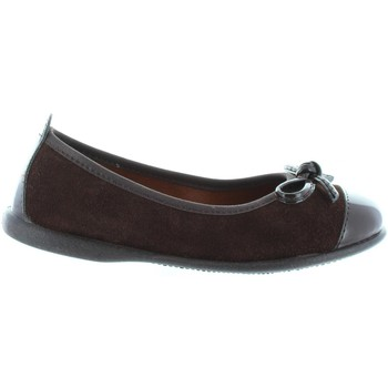Schuhe Mädchen Ballerinas Garatti AN0086 Marr?n