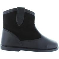 Schuhe Mädchen Klassische Stiefel Garatti AN0085 Negro