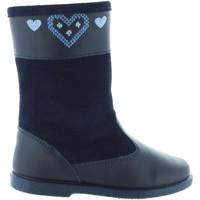 Schuhe Mädchen Klassische Stiefel Garatti AN0088 Azul