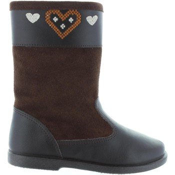 Schuhe Mädchen Klassische Stiefel Garatti AN0088 Marrón