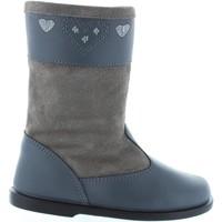 Schuhe Mädchen Klassische Stiefel Garatti AN0088 Gris