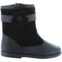 Schuhe Mädchen Klassische Stiefel Garatti AN0089 Negro