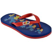 Schuhe Kinder Zehensandalen De Fonseca Ingiona flip flop zehentrenner Rot