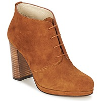 Schuhe Damen Low Boots Betty London PANAY Camel