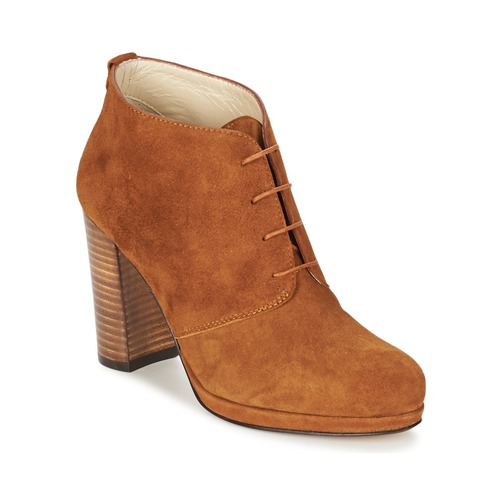 Stiefelletten / Boots Betty London PANAY Camel 350x350