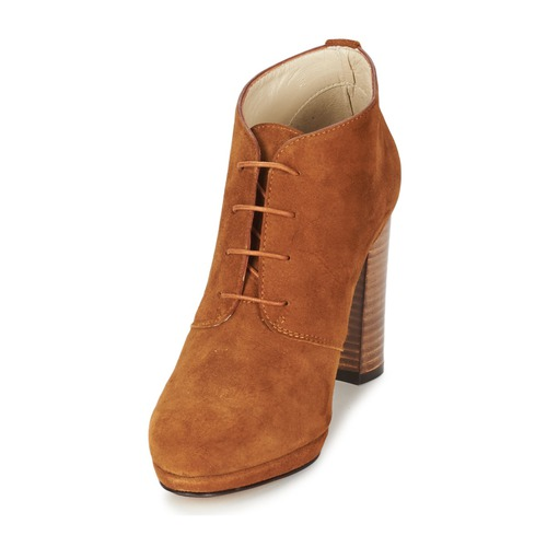 Betty London PANAY Camel  Schuhe Low Boots Damen 103,20