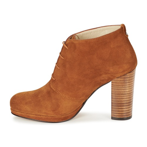 Betty London PANAY Camel  Schuhe Schuhe Schuhe Low Boots Damen 7193e3