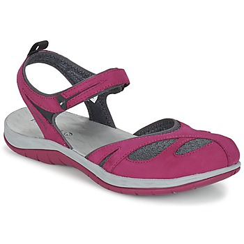 Schuhe Damen Sandalen / Sandaletten Merrell SIREN WRAP Q2 Rose
