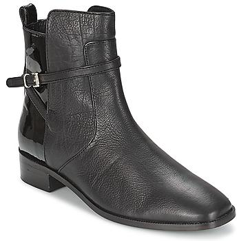 Schuhe Damen Boots Bertie PELLI Schwarz