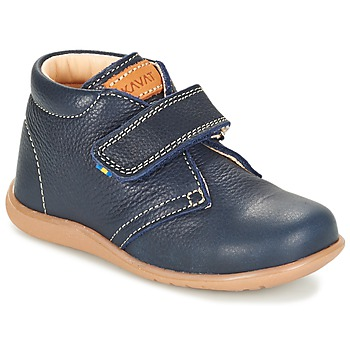 Schuhe Kinder Boots Kavat HAMMAR Blau