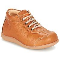 Schuhe Kinder Boots Kavat ALMUNGE Braun
