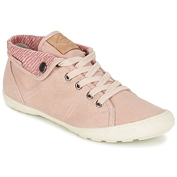 Schuhe Damen Sneaker High PLDM by Palladium GAETANE Rose