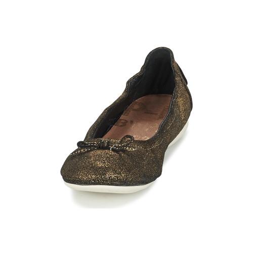 PLDM by Palladium  MOMBASA Gold / Schwarz  Palladium Schuhe Ballerinas Damen 44,50 8ac2a6