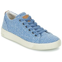 Schuhe Damen Sneaker Low PLDM by Palladium TILA Blau
