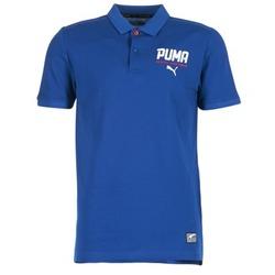 Kleidung Herren Polohemden Puma STYLE TEC POLO Blau