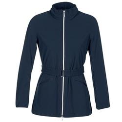 Kleidung Damen Jacken Geox TRIDE Marine