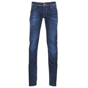 Kleidung Herren Straight Leg Jeans Le Temps des Cerises 711 Blau