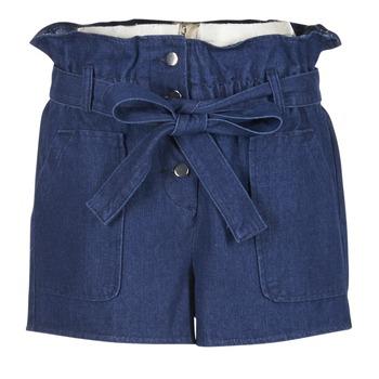 Kleidung Damen Shorts / Bermudas Molly Bracken PORLA Blau