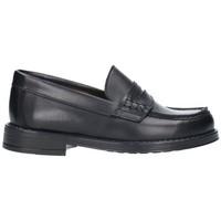 Schuhe Jungen Slipper Yowas 60 Niño Negro noir