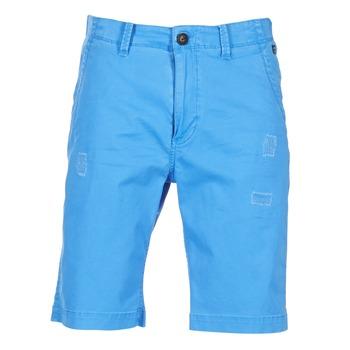 Kleidung Herren Shorts / Bermudas Petrol Industries CHINO Blau