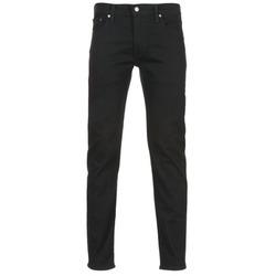 Kleidung Herren Straight Leg Jeans Levi's 502 REGULAR TAPERED Schwarz